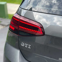 Load image into Gallery viewer, Volkswagen Golf Mk7.5 Tail light Indicator/Reverse Overlay (GTI R TSI TDI)
