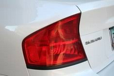 Subaru Liberty Gen 4 post face lift Tail Light Turn Signal Overlays