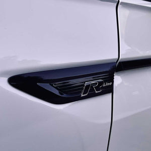 Volkswagen Tiguan 2nd Gen 2016+ Side R Badge Overlay