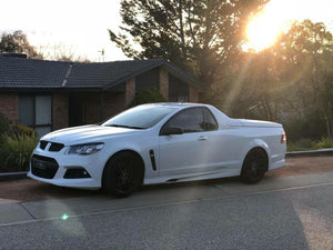 Holden Commodore VF HSV SS GTS CLUBSPORT Vinyl Eyelids