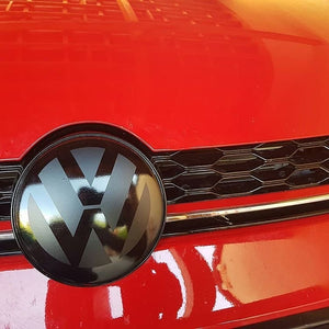 Volkswagen Polo 6 Badge Overlay (Radar)