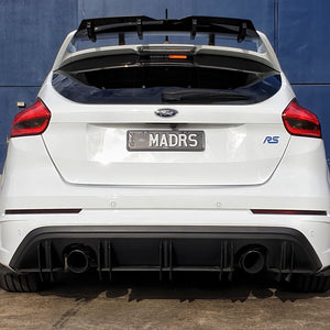 Ford Focus RS MK3 Rear Reflector Overlays