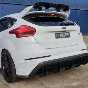 Ford Focus RS MK3 Tail Light Turn Signal Overlay