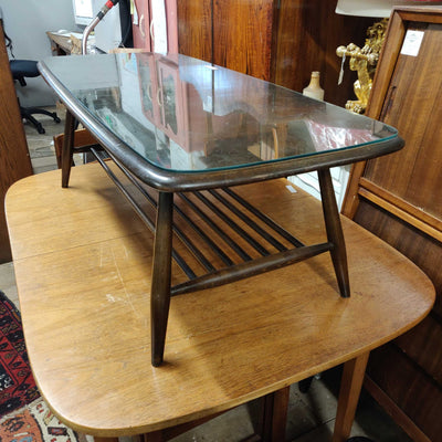 Ercol Coffee Table Vintage 1960's
