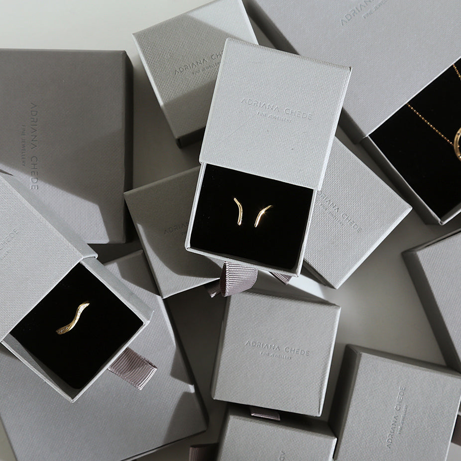 SLEEP-ON JEWELLERY BY ADRIANA CHEDE LONDON