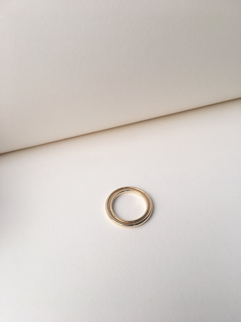 wedding bands clean minimalist london adriana chede