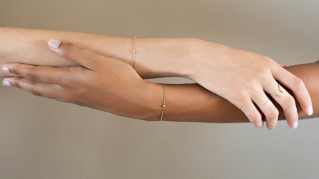 Handmade Solid Gold Jewellery - Adriana Chede London