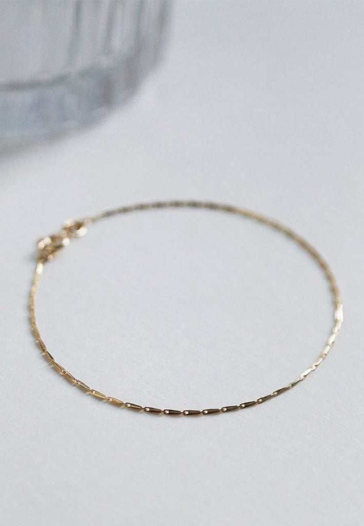 Loa Chain Bracelet 9ct Gold - Adriana Chede Jewellery