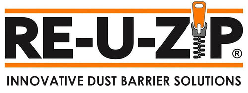 RE-U-ZIP DUST BARRIER ENTRY SYSTEM