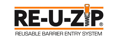 RE-U-ZIP BARRIER ENTRY SYSTEM