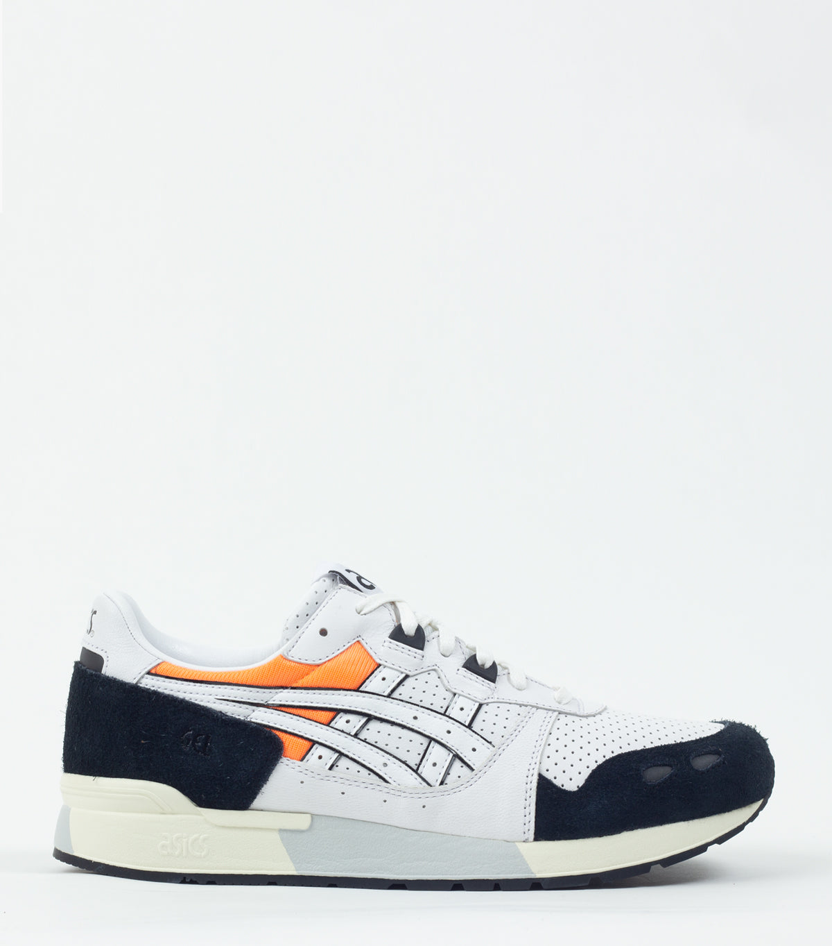 ASICS GEL-LYTE BLACK ORANGE