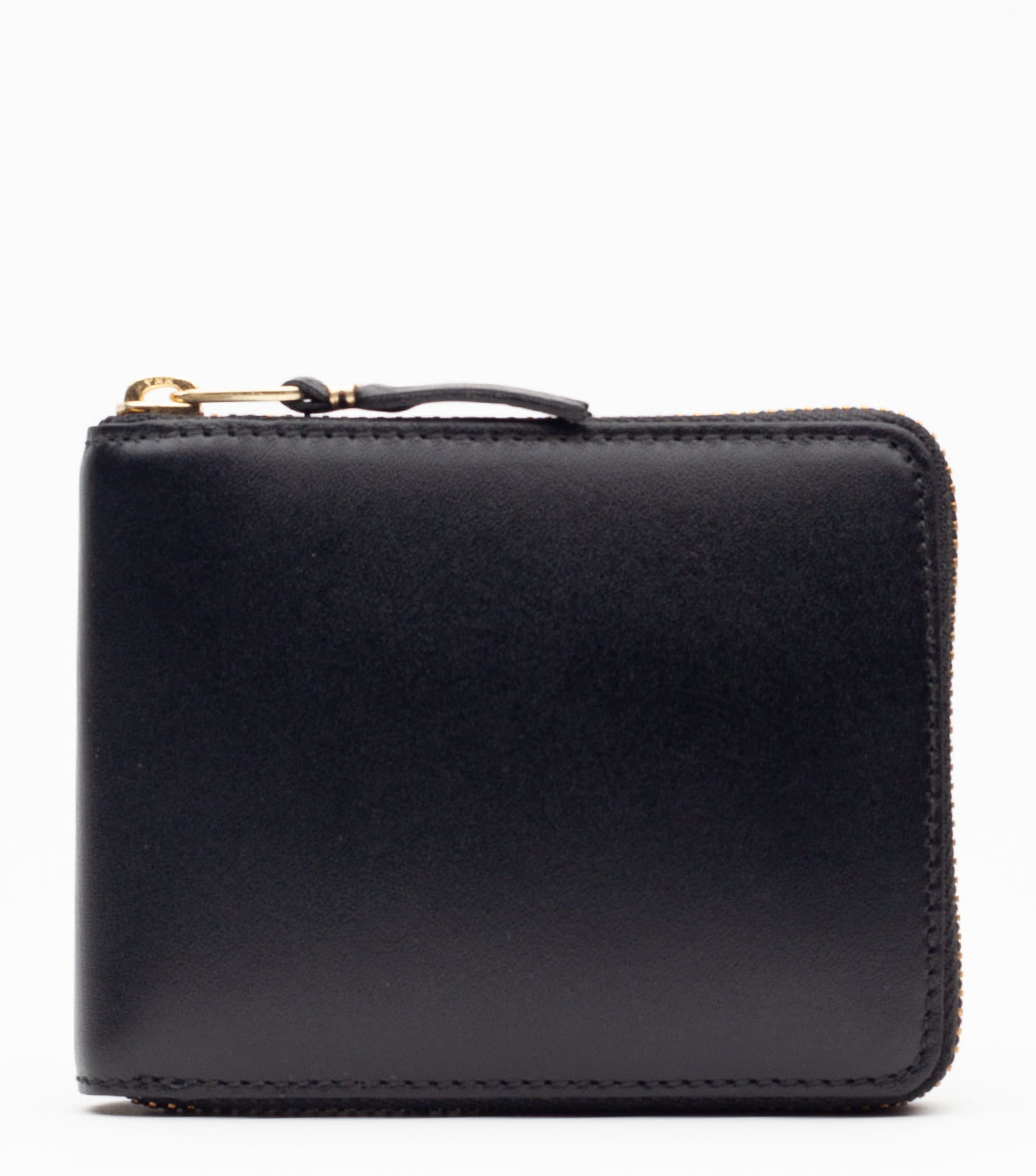CdG Wallet Classic Leather Line Wallet Black
