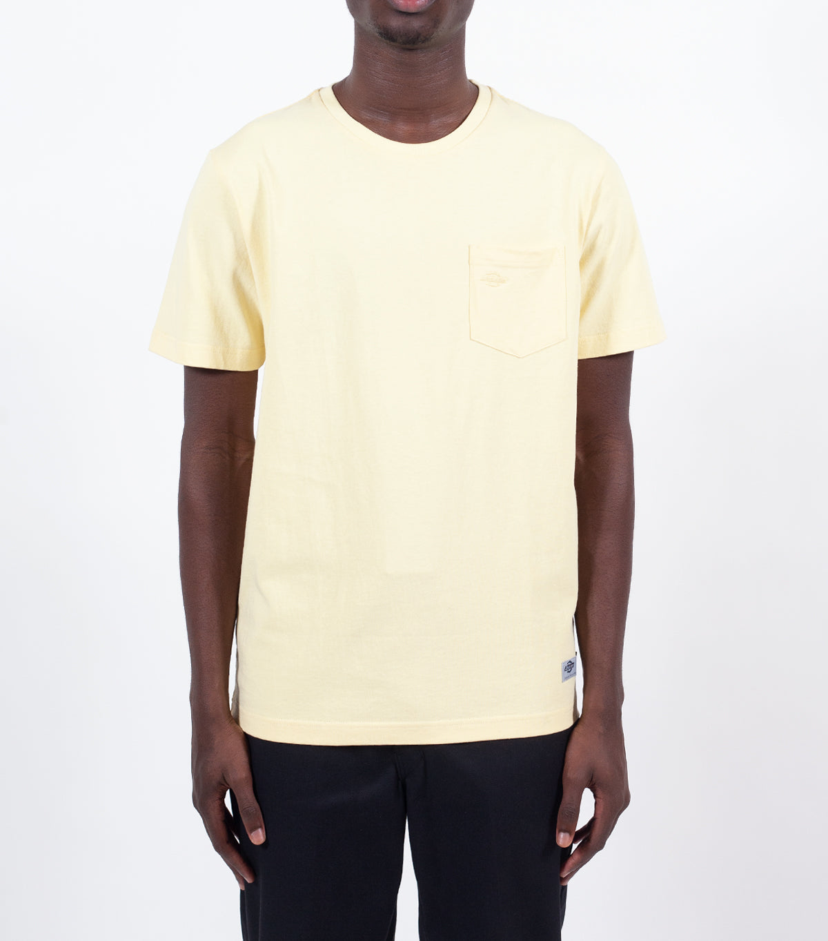 Dickies Construct Oversized T-Shirt Yellow