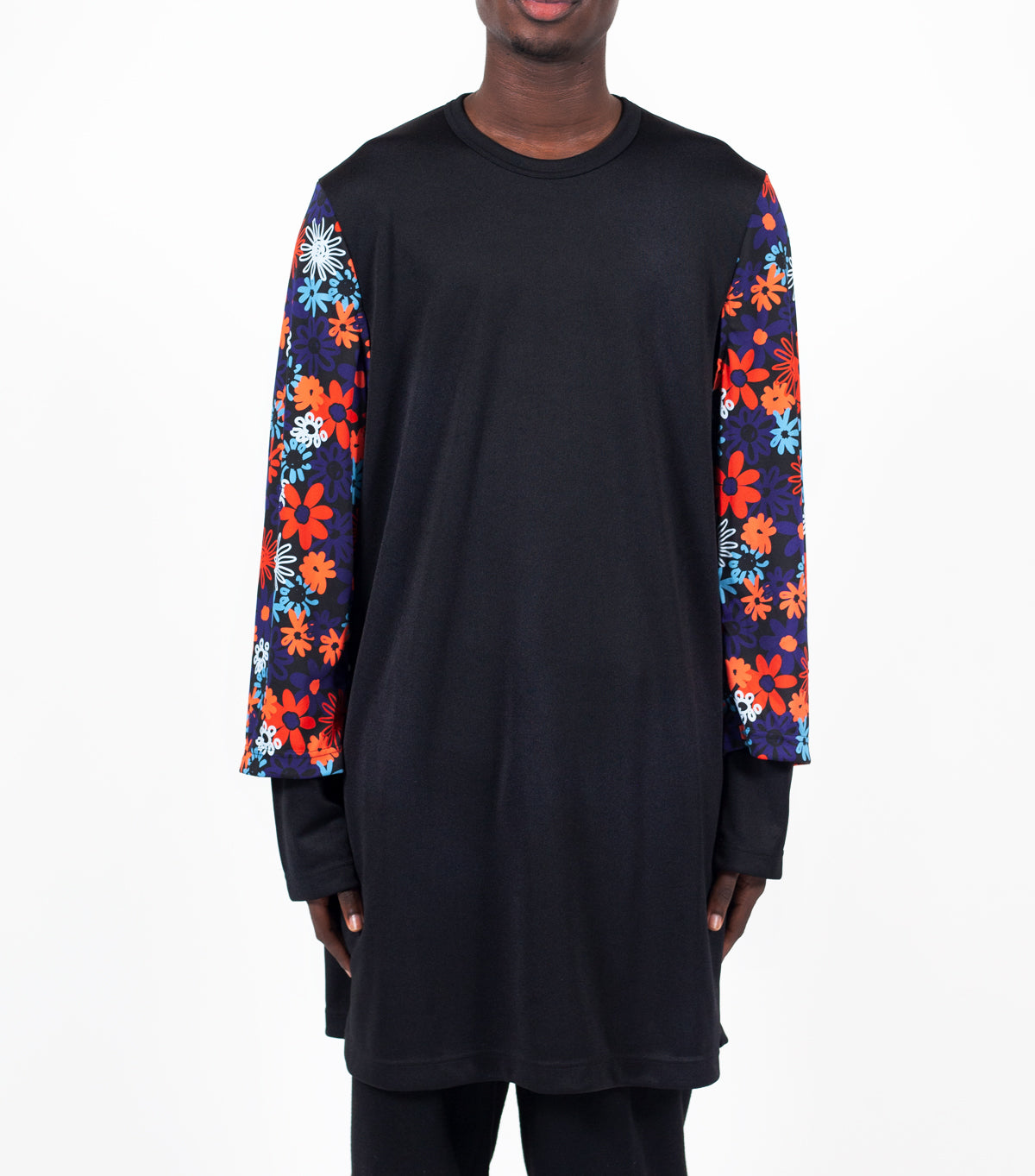 CdG Homme Plus Long Sleeve T-Shirt Multi Color