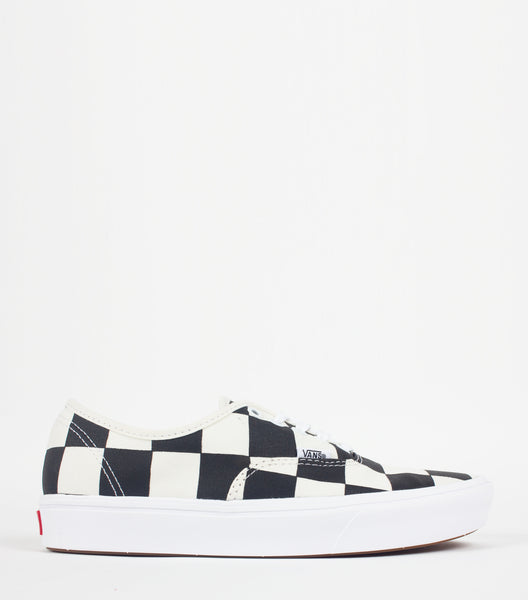 COMFYCUSH HALF BIG CHECKER BLACK RED AUTHENTIC