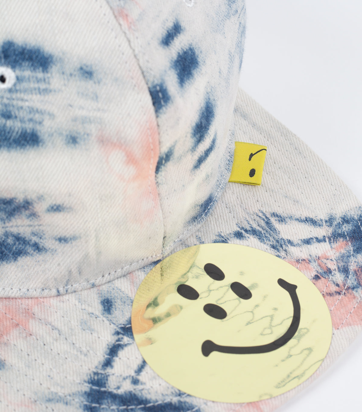 Kapital Kountry 11.5oz Denim Baseball Hat Ashbury Dye | somewhereofficial.