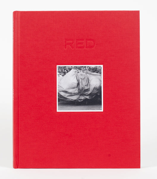 """Red"" by Alex Olson First Edition"