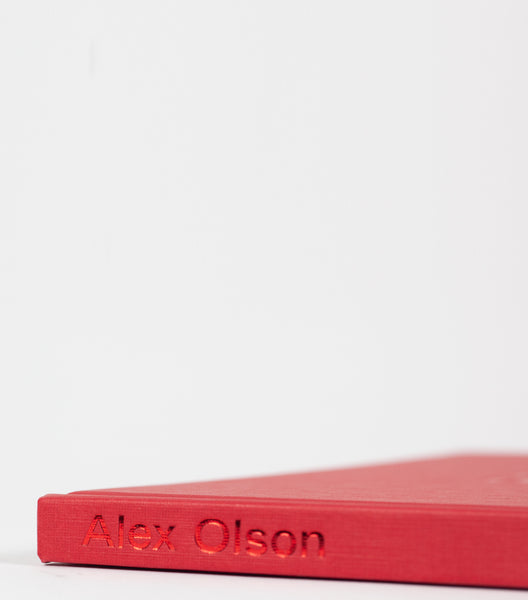 """Red""by Alex Olson First Edition 