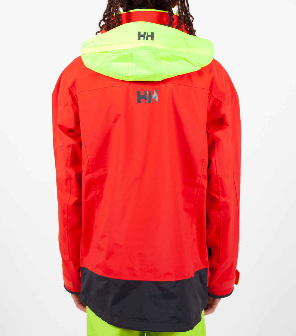 Helly Hansen Pier 3.0 Jacket Alert Red | somewhereofficial.