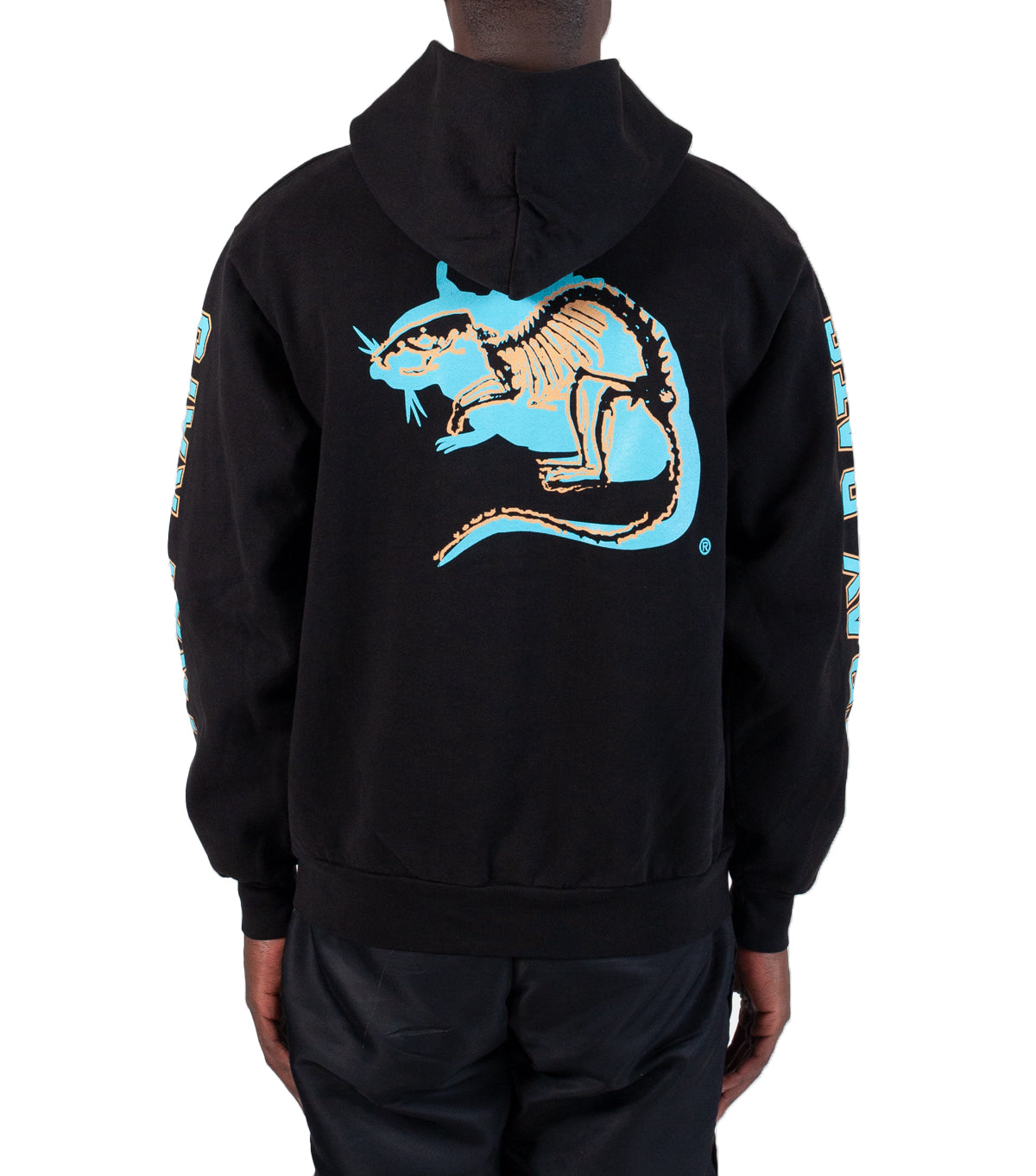 A-COLD-WALL* Brush Stroke Hoodie Grey