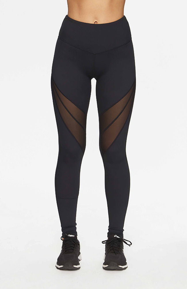 Prize Fighter Australia - Mesh Yoga Leggings