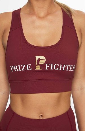 Women's Sports Bra Top - Prize Fighter Australia