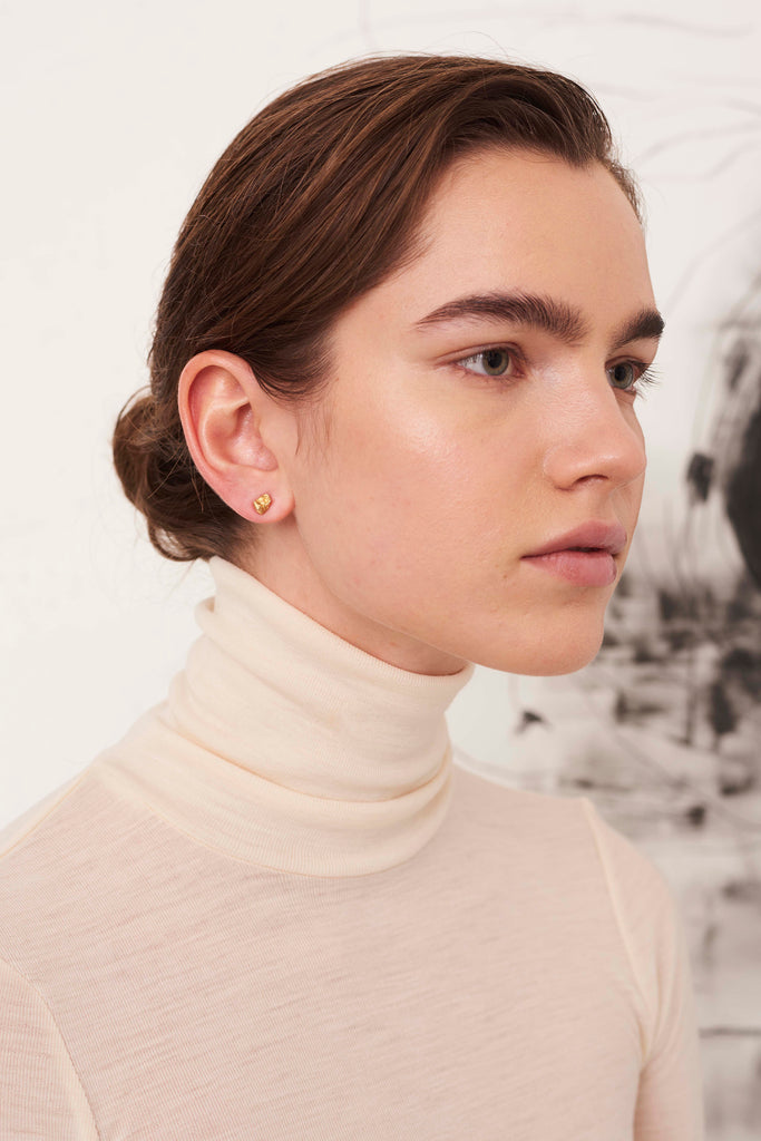STUDIO LOMA - FIONA earring, Sterling silver