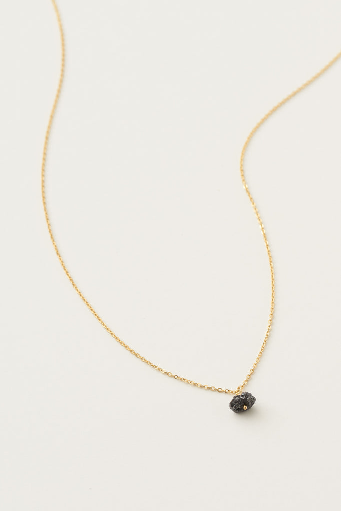 STUDIO LOMA - SIF raw diamond necklace