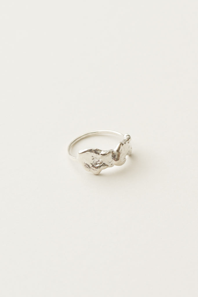 STUDIO LOMA - ANN ring, Sterling silver