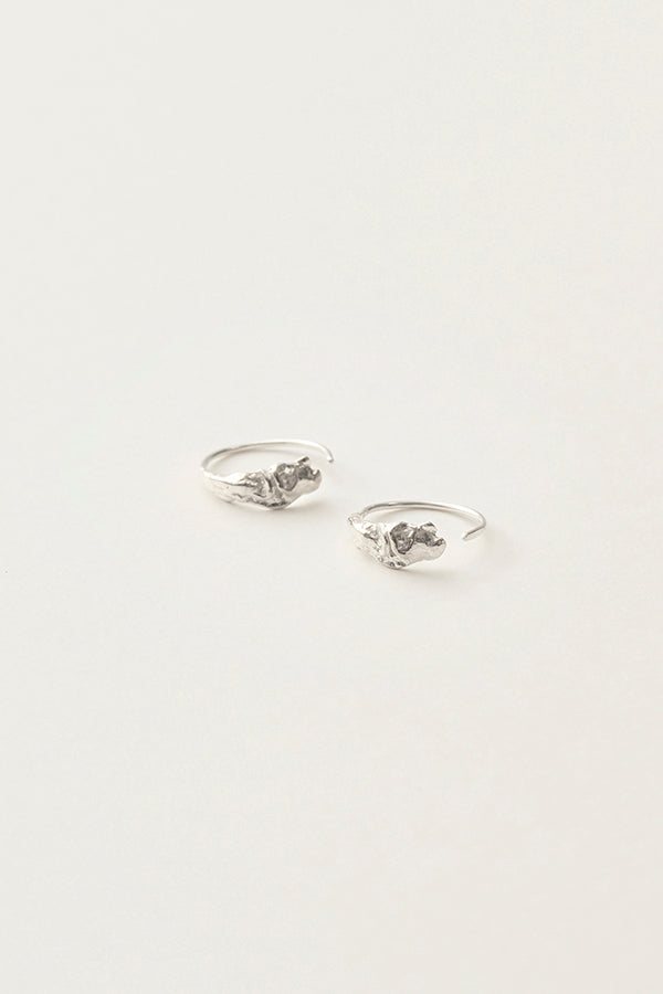 STUDIO LOMA - EMMELY earring, small, Sterling silver