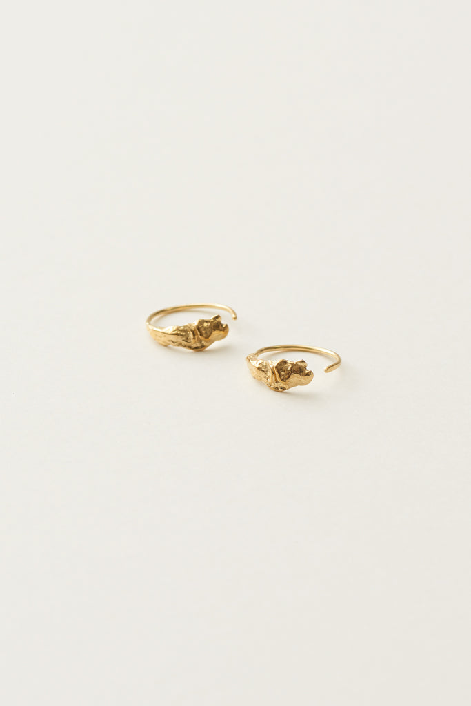 STUDIO LOMA - EMMELY earring, small, gold
