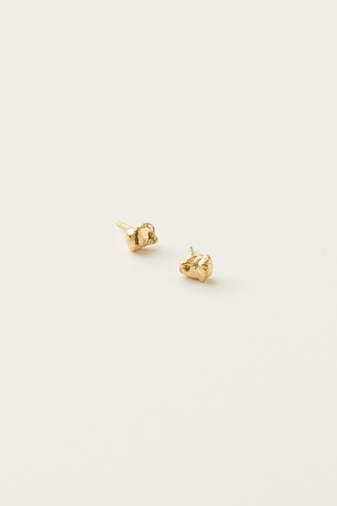 STUDIO LOMA - FIONA earring, gold