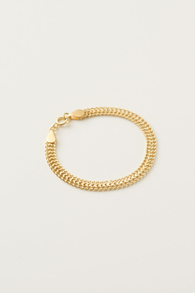 STUDIO LOMA - MOLLY bracelet, gold