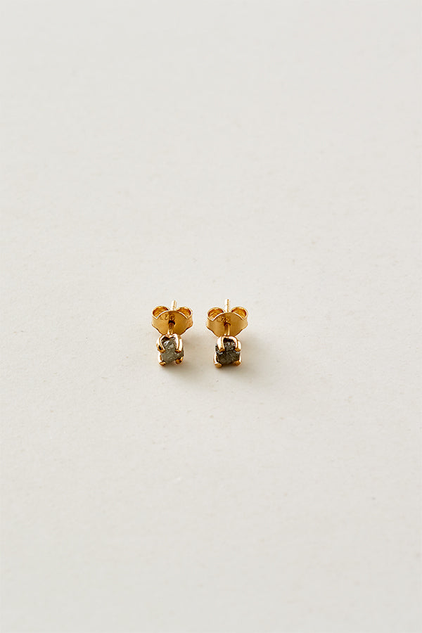 STUDIO LOMA - FAYE earring, grey
