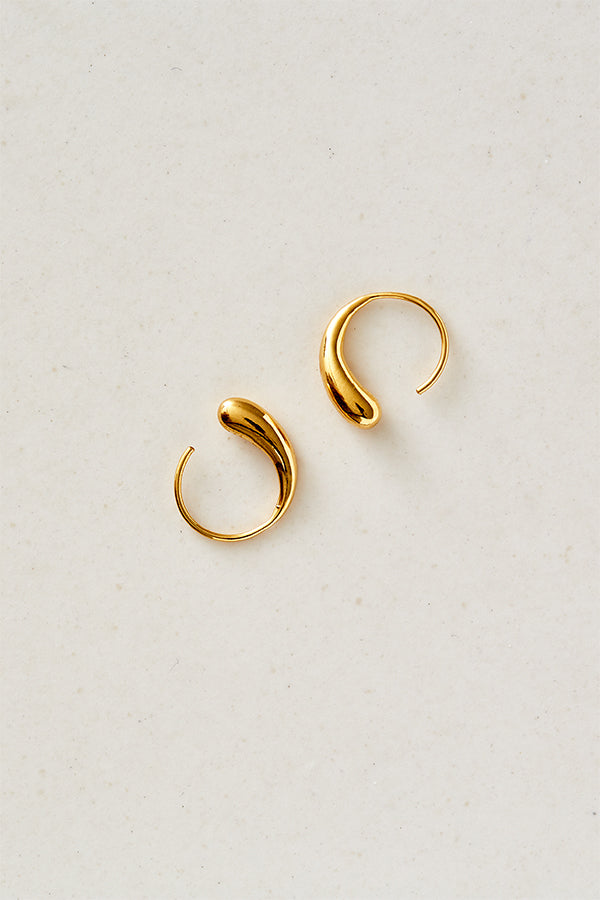 STUDIO LOMA - FLORA hoops small