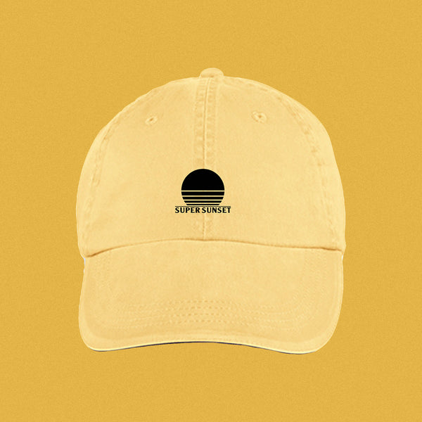 SUPER SUNSET DAD HAT