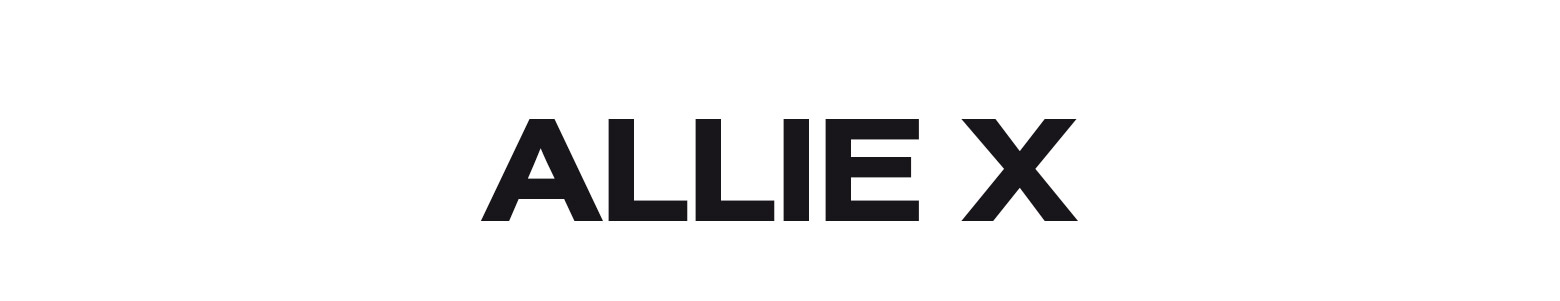 Allie X UK logo