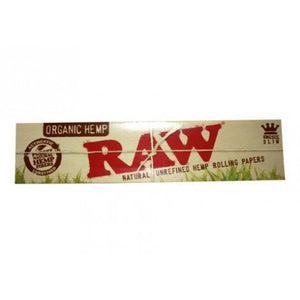 RAW Papers Organic King Size Slim