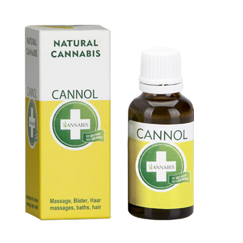 Cannol Massageöl