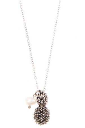 Pineapple necklace set - Radiant