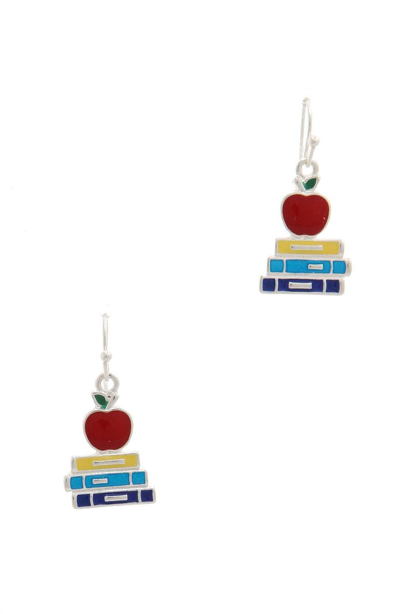 Apple Books Drop Earring
