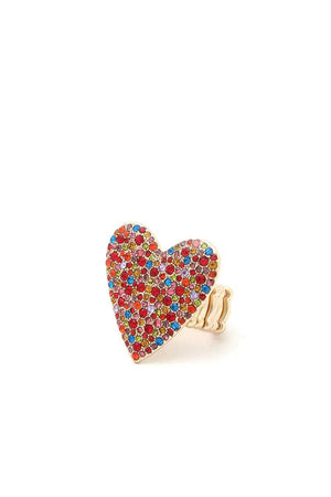 HEART SHAPE RING - Radiant