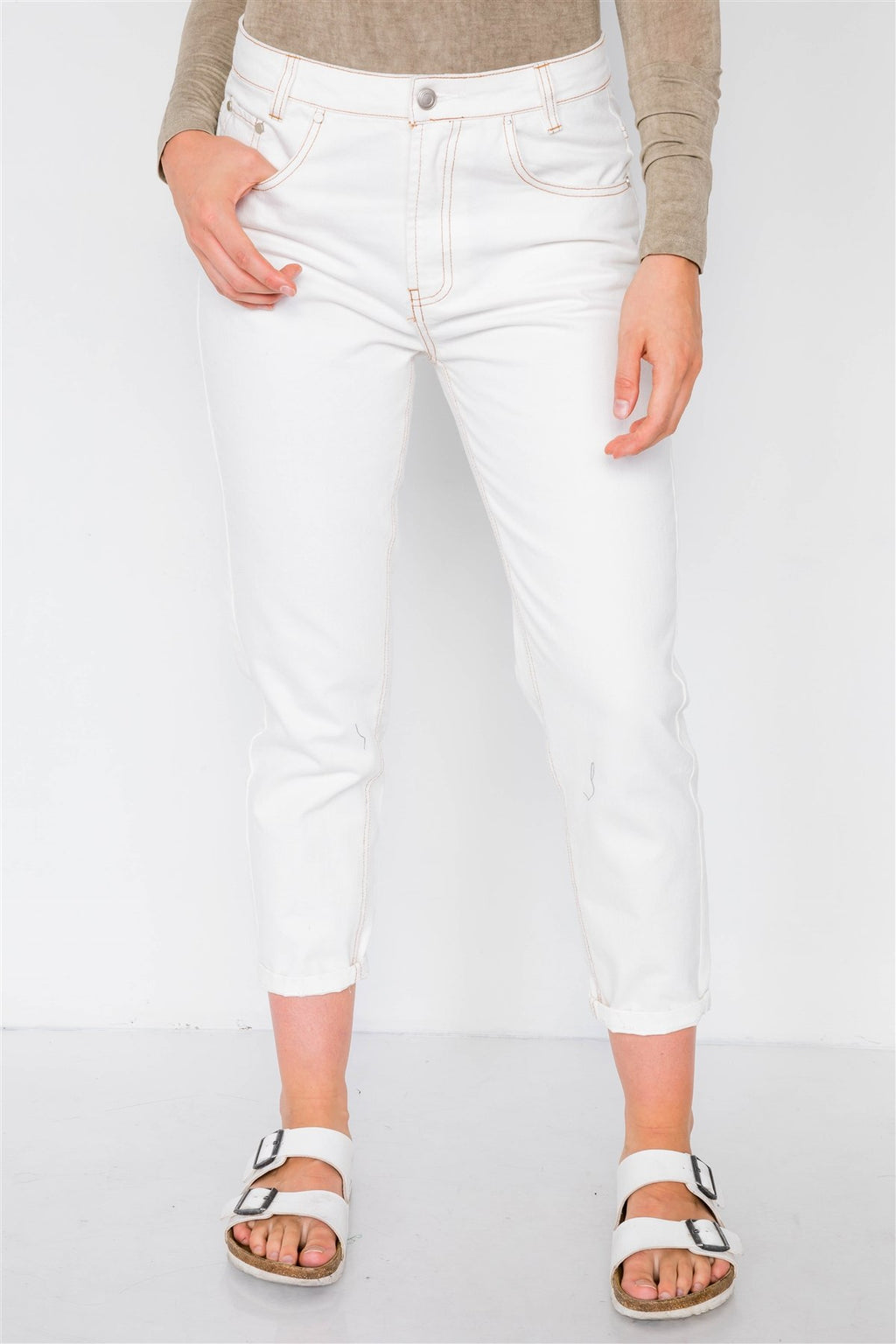 Sale -  OFF WHITE JEANS