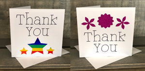 'Thank You' Cards