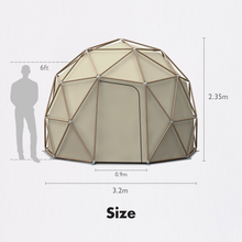 Load image into Gallery viewer, Glamping pod
