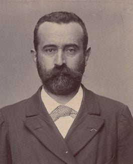 Alphonse Bertillon (1853–1913)