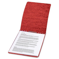 ACCO 19928 Binder Report Cover for Legal Size Paper, Red