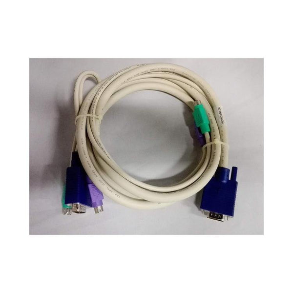 Color-Coded KVM Cable for Avocent Switchview