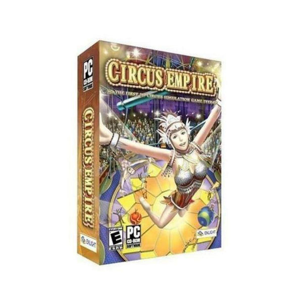 Circus Empire - Own a Circus Business - PC Game Multiplayer