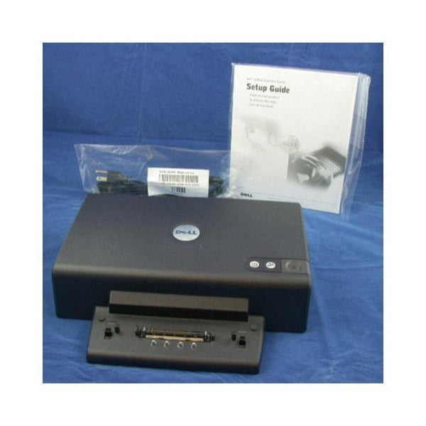 Dell PD01X D-Dock Station Port Replicator for Dell Latitude Laptops (HD039, R1631)